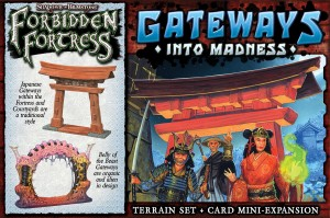 Shadows of Brimstone: Forbidden Fortress – Gateways Into Madness
