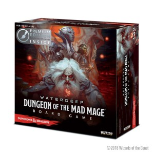 Dungeons & Dragons: Waterdeep - Dungeon of the Mad Mage Premium Edition