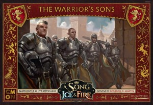 A Song of Ice and Fire: Tabletop Miniatures Game - The Warrior's Sons