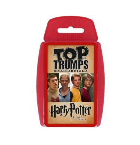 Top Trumps: Harry Potter i Czara Ognia