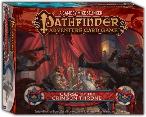 Pathfinder ACG: Curse of the Crimson Throne