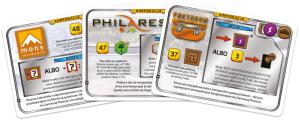 Terraformacja Marsa - zestaw dodatkowy #4 (20 kart)