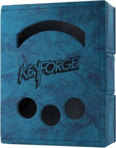 Gamegenic: KeyForge - Deck Book Blue