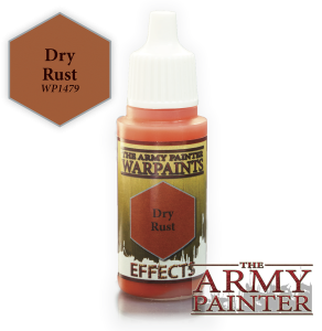 Army Painter: Effects Warpaints - Dry Rust