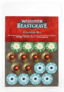 Warhammer Underworlds: Beastgrave - Counter set