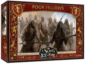 A Song of Ice & Fire: Tabletop Miniatures Game - Poor Fellows