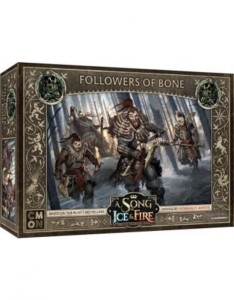 A Song of Ice & Fire: Tabletop Miniatures Game - Followers of Bone