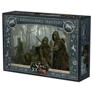 A Song of Ice & Fire: Tabletop Miniatures Game - Crannogman Trackers
