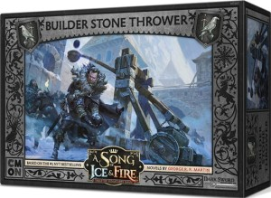 A Song of Ice and Fire: Tabletop Miniatures Game - Stone Thrower Crew