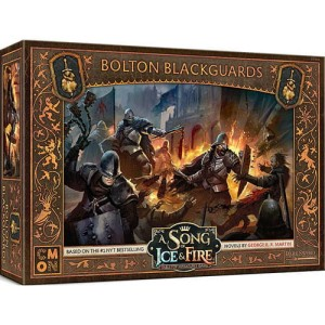 A Song of Ice and Fire: Tabletop Miniatures Game - Bolton Blackguards