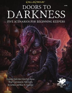 Call of Cthulhu RPG: Doors to Darkness (7th Ed.) (Hardcover)