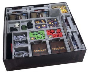 Folded Space: organizer do gry Brzdęk (Clank)