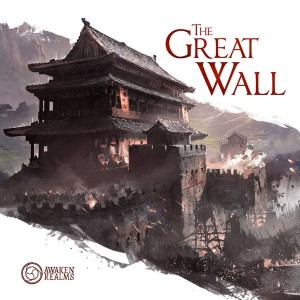 The Great Wall (edycja polska): Kickstarter Tiger All-In Pledge + Iron Dragon