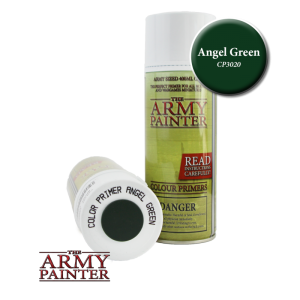 Army Painter Spray Primer - Angel Green