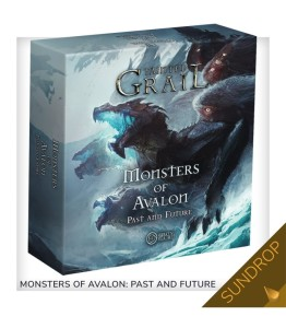Tainted Grail: The Fall of Avalon - Monsters of Avalon: Past and the Future (Sundrop)