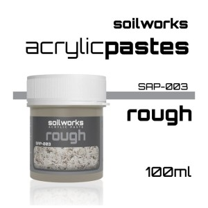 Scale75 Soil works: Acrylic Paste - Rough