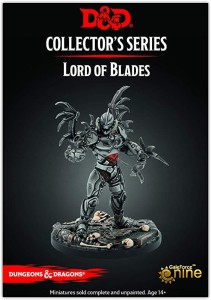 D&D RPG: Collector's Series Eberron Miniatures - Lord of Blades