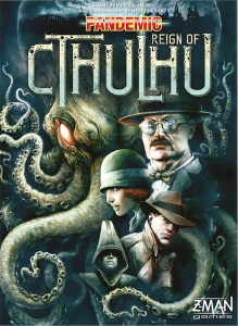 Pandemic: Reign of Cthulhu (Czas Cthulhu)