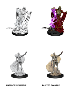 D&D RPG: Nolzur's Marvelous Miniatures - Lich & Mummy Lord (Dungeons and Dragons RPG)