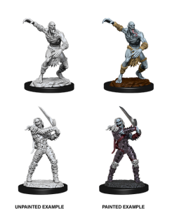 D&D RPG: Nolzur's Marvelous Miniatures - Wight & Ghast (Dungeons and Dragons RPG)