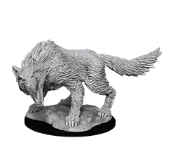 D&D RPG: Nolzur's Marvelous Miniatures - Winter Wolf (Dungeons and Dragons RPG)