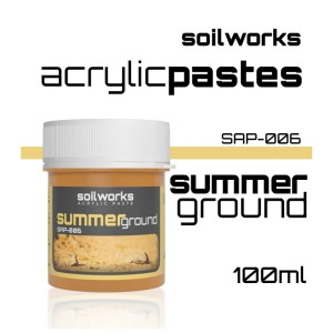 Scale75 Soil works: Acrylic Paste - Summer Ground