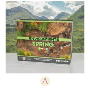 Scale75 Soil works: Environments - Spring