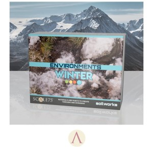 Scale75 Soil works: Environments - Winter