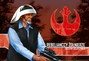 Star Wars: Imperium Atakuje - Rebelianccy Żołnierze