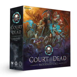 Court of the Dead: Mourners Call Board Game (edycja Kickstarter)