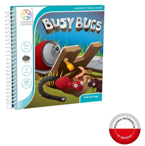 Smart Games: Busy Bugs