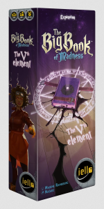 The Big Book of Madness - The Vth Element