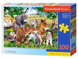 Puzzle 100 On the Farm