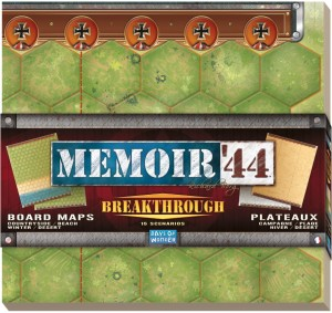 Memoir '44: Breakthrough kit