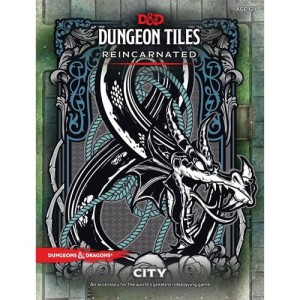 D&D RPG: Dungeon Tiles Reincarnated - City