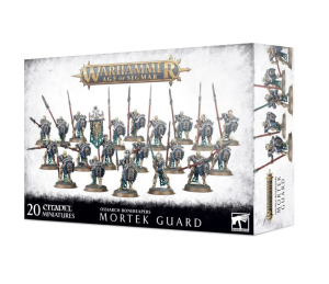 Age of Sigmar: Mortek Guard