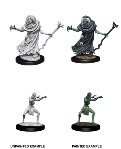 D&D RPG: Nolzur's Marvelous Miniatures -  Sea Hag & Bheur Hag (Dungeons and Dragons RPG)