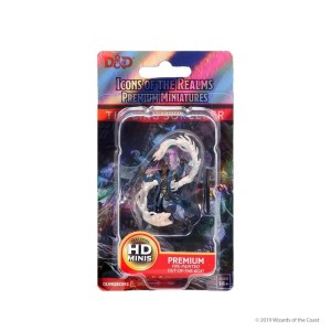 D&D RPG: Icons of the Realms Premium Miniatures - Tiefling Sorcerer Male (Dungeons and Dragons RPG)