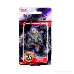 D&D RPG: Icons of the Realms Premium Miniatures - Elf Cleric Male (Dungeons and Dragons RPG)