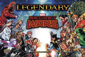 Marvel Legendary: Secret Wars Volume 2
