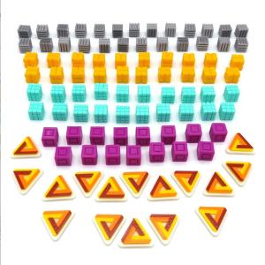 Zestaw elementów zamiennych do gry Anachrony - 96 elementów