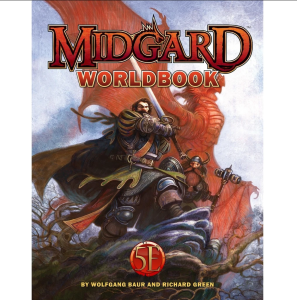 Midgard Worldbook for 5th Edition