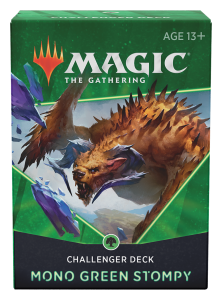 Magic The Gathering: Challenger Deck 2021 - Mono Green Strompy