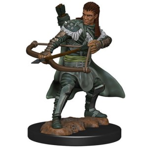 D&D RPG: Icons of the Realms - Premium Painted Miniatures - Human Ranger Male (Dungeons and Dragons RPG)
