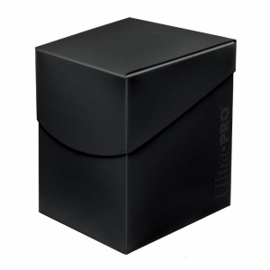 Pudełko na karty Eclipse PRO 100+ Jet Black