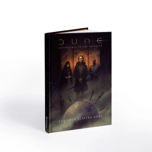 Dune: Adventures in the Imperium RPG: Core Rulebook Standard Edition