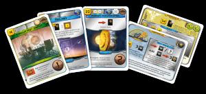Terraformacja Marsa - Zestaw dodatkowy #5 (20 nowych kart)