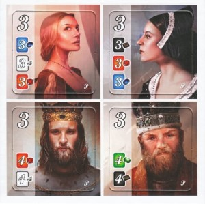 Splendor: Nobles Promo Tiles - mini dodatek