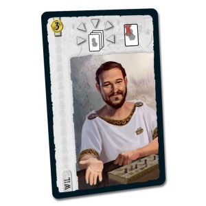 7 Cudów Świata: Liderzy - Will Wheaton (7 Wonders: Leaders)