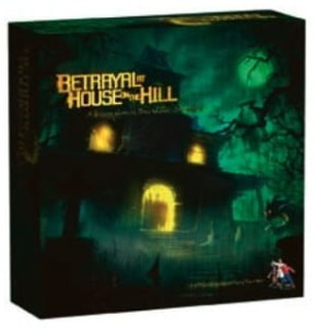 Betrayal at House on the Hill (2nd. ed.)